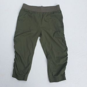The North Face  Shorts Capris Pull On Green XS